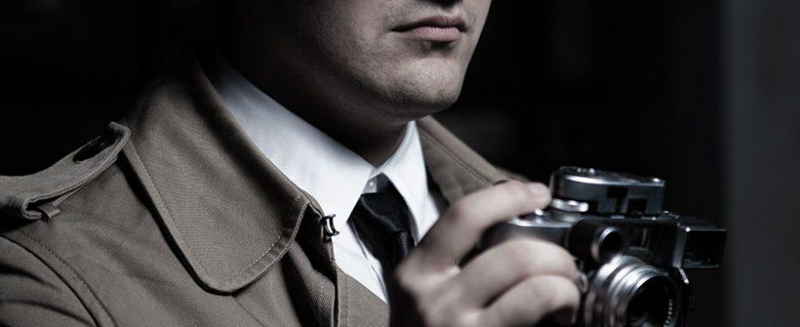 Private Investigation - Concept of a Detective